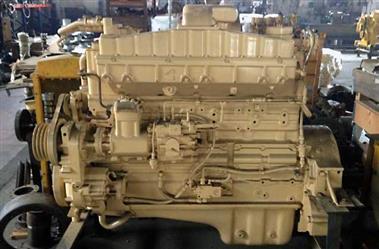 Vendo Motor Cummins NTA 855C